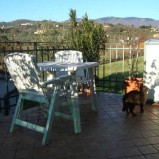 Pistoia Candeglia. Terratetto ristrutturato. Rif. P151