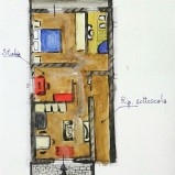 Casalguidi. Appartamento con giardino in Cl. En. A. Euro 150.000 tratt. Rif. P213.1