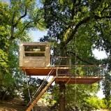 Casa da sogno: sull'albero