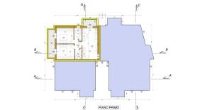 """Montale Appartamento Primo Piano Classe """"A"""". Rif. M154"""