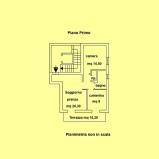 Quarrata Centro Appartamento 75mq. Rif. Q110.1