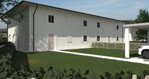 Pistoia. Colonica con progetto approvato per suddivisione. Rif. P251